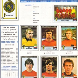 World Cup 1978 Netherlands 1