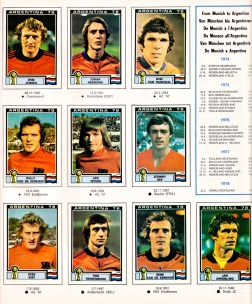 World Cup 1978 Netherlands 2
