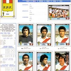 World Cup 1978 Peru 1