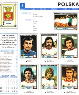 World Cup 1978 Poland 1