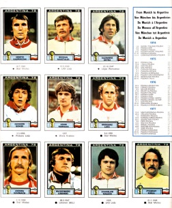 World Cup 1978 Poland 2