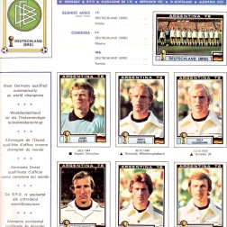 World Cup 1978 West Germany 1