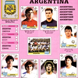 World Cup 1990 Argentina 1