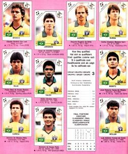 World Cup 1990 Brazil 2