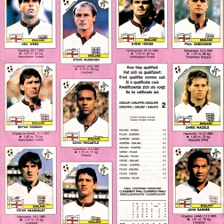 World Cup 1990 England 2
