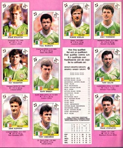 World Cup 1990 Ireland 2