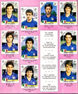World Cup 1990 Italy 2