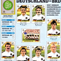 World Cup 1990 West Germany 1