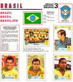World Cup 70 Brazil 1