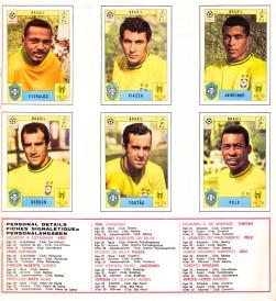 World Cup 70 Brazil 2