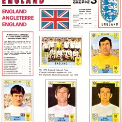 World Cup 70 England 1