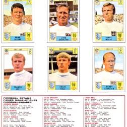 World Cup 70 England 2