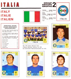 World Cup 70 Italy 1