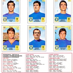 World Cup 70 Italy 2