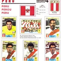 World Cup 70 Peru 1