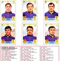 World Cup 70 Soviet Union 3