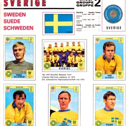 World Cup 70 Sweden 1