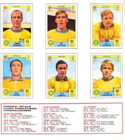 World Cup 70 Sweden 2