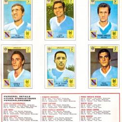 World Cup 70 Uruguay 2