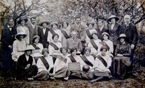 1917 - Derwent Mills