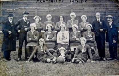 1917 - Pratchitts Team