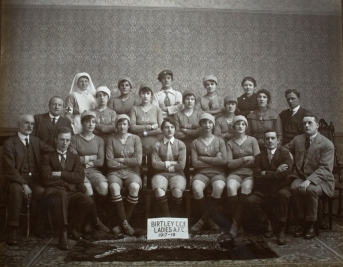 1918 - Birtley CCF