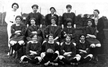 1918 - Darlington Ladies