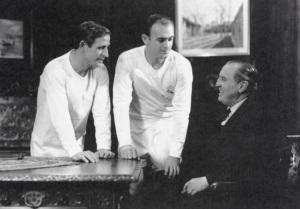 Di Stefano, Kopa & Bernabeu, 1956