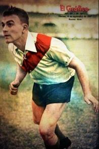 Di Stefano, Placar cover 1947