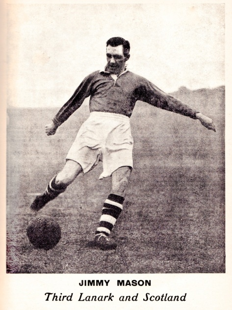 Jimmy Mason, Third Lanark 1951