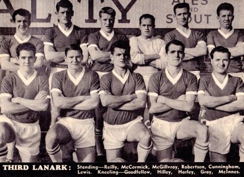 Third Lanark 1961
