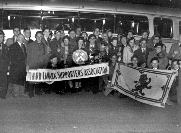 Third Lanark supporters association