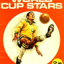 World Cup 1966 FKS Album