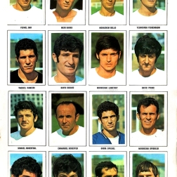 World Cup 1970 FKS Album: Israel
