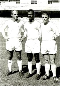 Di Stefano, Didi & Puskas - Real Madrid