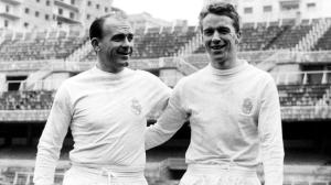 Di Stefano & Simonsson, Real Madrid