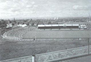 Cathkin Park, early 1960s