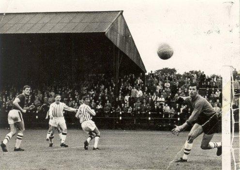 Dunfermline v Third Lanark, 1960s