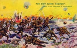 East Surrey Regiment