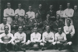 The Football Battalion, 1917