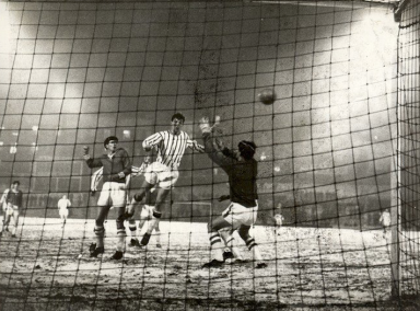 Third Lanark v Dunfermline, Scottish Cup at Tynecastle. R2, 2nd replay. (1964-65)