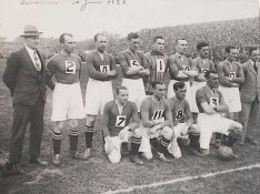 Third Lanark's 1923 tour of the River Plate