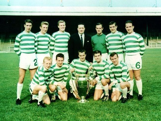 Celtic, 1967 European Cup winners