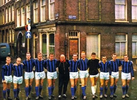 DWS Amsterdam, 1962