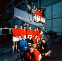 HVV Tubantia in local factory