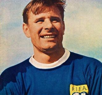 Lev Yashin, England v Rest Of The World, Wembley 1963