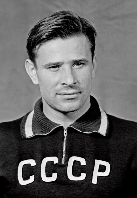 Lev Yashin, Soviet Union