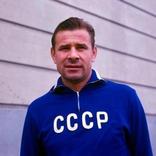 Lev Yashin, 1966 Soviet Union