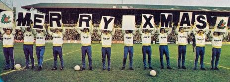 Leeds United Xmas 1974