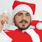 Rino Gattuso, Santa